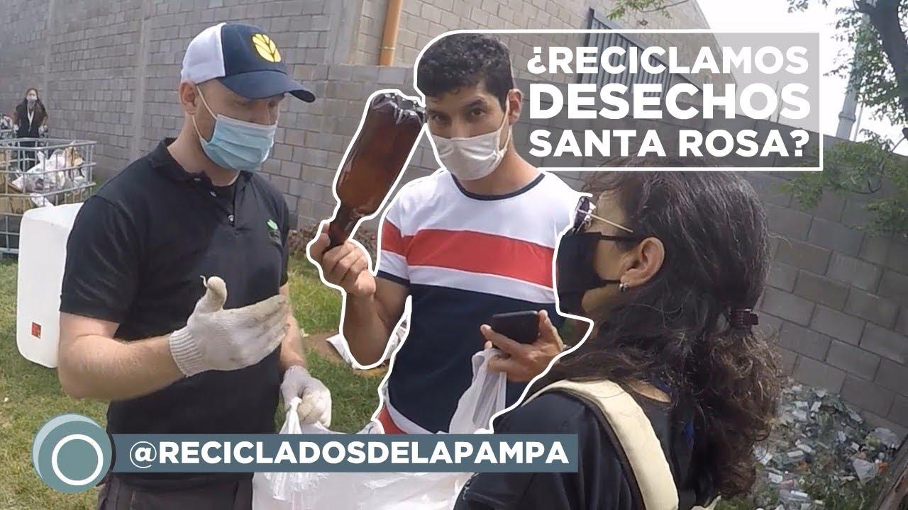 VISITAMOS A RECICLADOS DE LA PAMPA I 2020