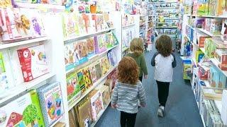 Amazing Educational Toy Store! Preparing For Homeschool