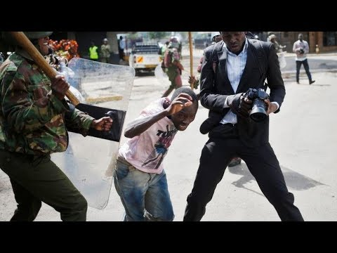 Amnesty International Report on Police Brutality in Kenya after elections