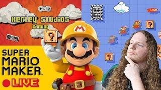 Super Mario Maker Live!