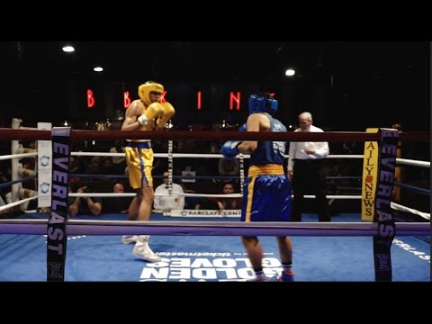 NY Daily News Golden Gloves Opening Night 2016