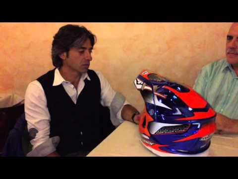 Interview with the owner of Vemar Helmets