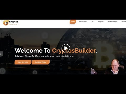 Cryptos Builder Team EB Update Video One Launch Day