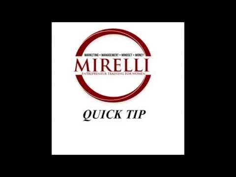 Mirelli Quick Tip: Get Your Content Indexed Quickly in Google and Bing