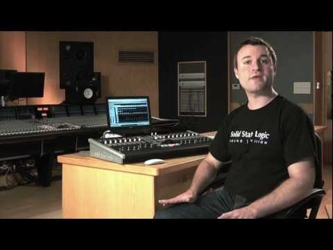 Solid State Logic Nucleus 16-Fader DAW Controller Overview | Full Compass