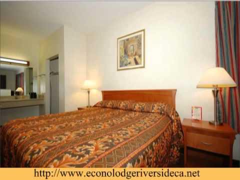 EconoLodge of Riverside Hotel CA