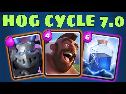 Clash Royale | HOG CYCLE UPDATED | JORDAN SPEAKS! [PRO TIPS]