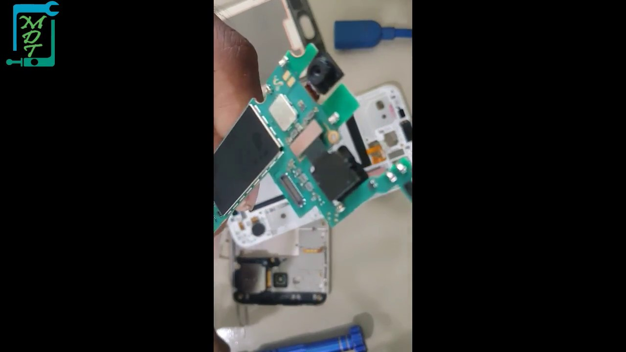 sm g5520 2016 سامسونگ Samsung Galaxy On5 (2016) SM-G5520 disassembly - YouTube