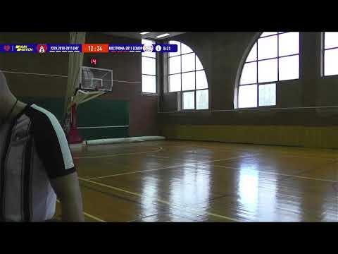 БК ЮНИБАСКЕТ | ЯРОСЛАВЛЬ | Ухта - Кострома-2011