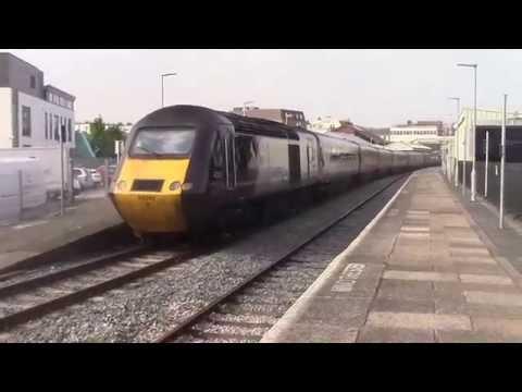 Trains at Paignton, RL - 27/8/16