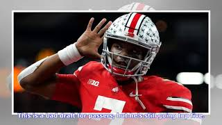 NFL scouts rate Dwayne Haskins as 'overrated draft prospect'