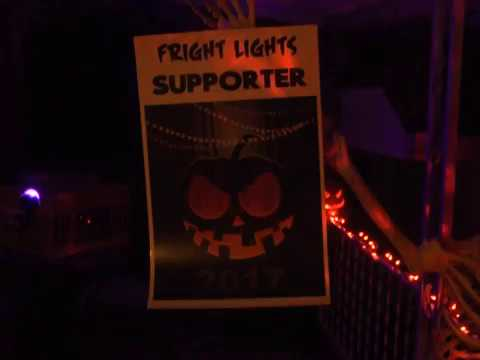 First Fright Lights Alpena A Spooky Success