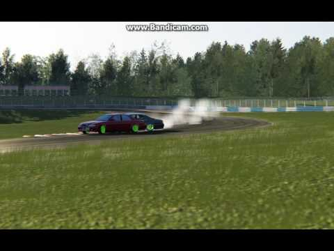 assetto corsa Mantorp section