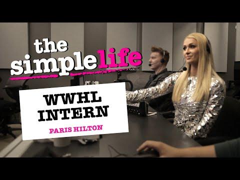 Paris Hilton Interns for Andy Cohen  WWHL