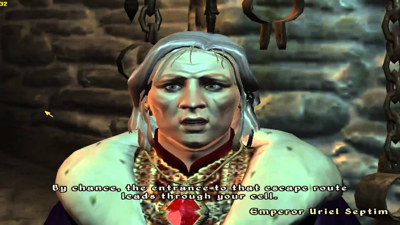 how to make beautiful oblivion character