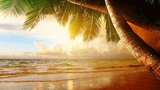 Very Peaceful and Relaxing Instrumental Meditation Music | Ocean | Flute | Guitar