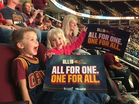 Cavs 2016 Championship: Playoffs, NBA Finals, Downtown Cleveland, and Parade