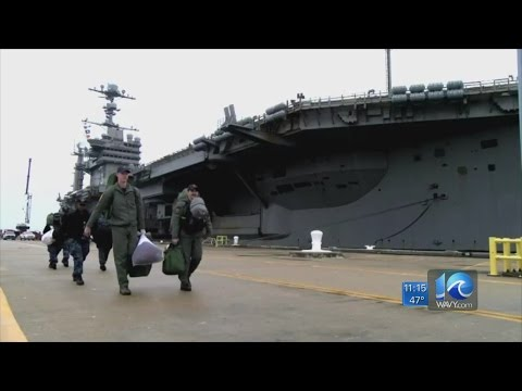 10 On Your Side takes you inside the USS George Washington