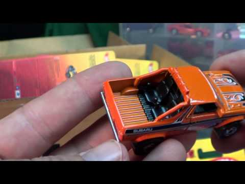 2012 Hot Ones Case Codes N & R from Hot Wheels