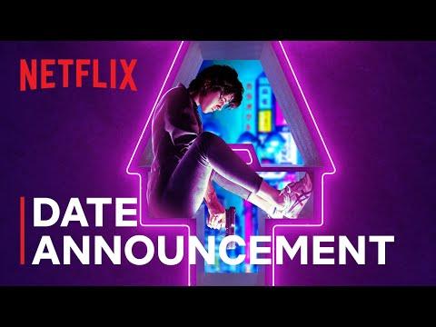 KATE | Official Date Announcement | Netflix
