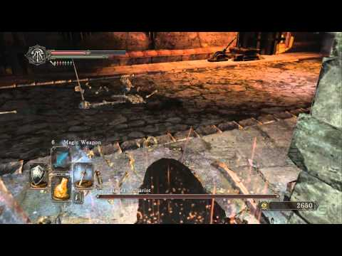 Dark Souls 2 - Defeating the Executioner