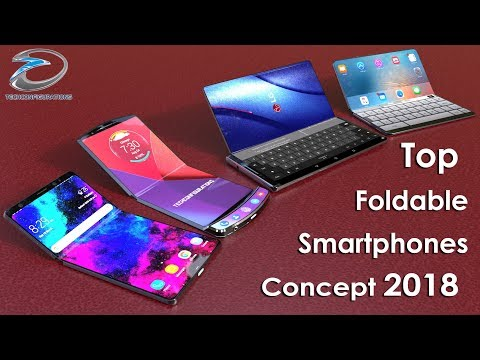 Top Foldable Smartphones