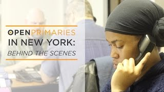 Open the New York 2016 Presidential Primary to independent voters: Behind the Scenes