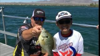 KastKing Sponsors Pond Hopper Nation Lake Havasu Kid's Fishing Event.