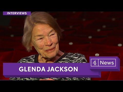 Glenda Jackson interview