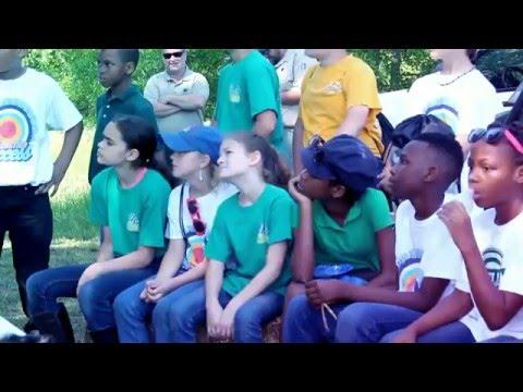 Hall Farm Field Day - Pintlala Elementary school