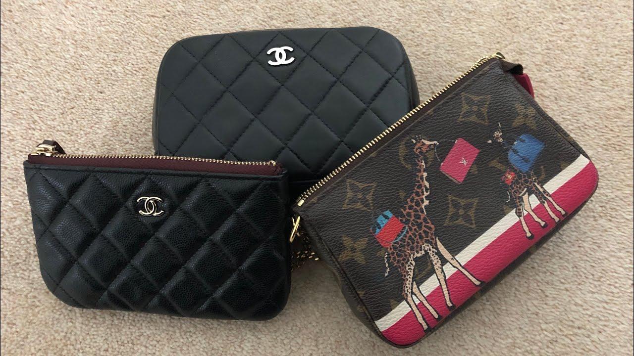 Chanel Cosmetic Case Mini O
