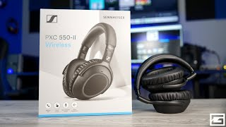 New And Improved Sennheiser PXC 550 II Noise Cancelling Headphones