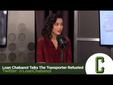 Loan Chabanol Talks The Transporter: Refueled