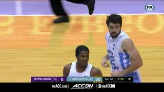 Western Carolina vs North Carolina College Basketball Condensed Game 2017