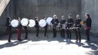 Dynasty Drumline - Samba De Rolls Variations