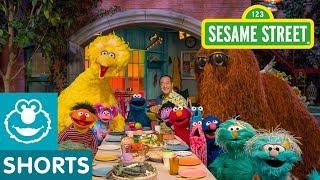 Sesame Street: Device Free Dinner