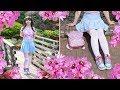 Glitter Flowers?! | Springtime Stroll