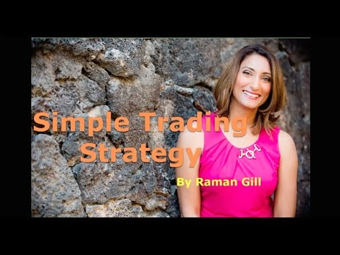 Simple Forex Trading Strategy For Busy People