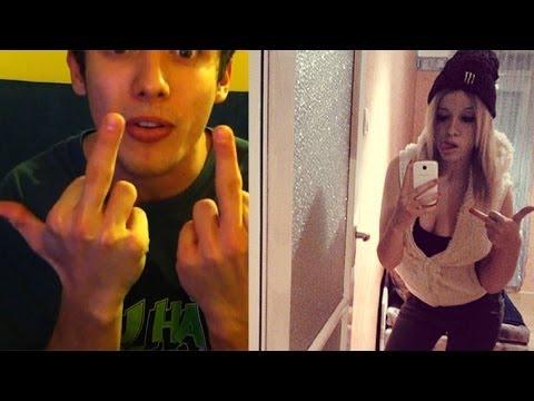 Fanny, a magyar internet leggyűlöltebb tinédzsere - 444vlog 4. rész