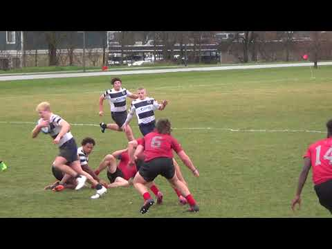 Fishers Varsity vs Bishop Dwenger Varsity - 4- 14- 2018