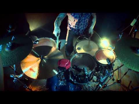Leftfield - Open Up - Martin Svec - Drum Video