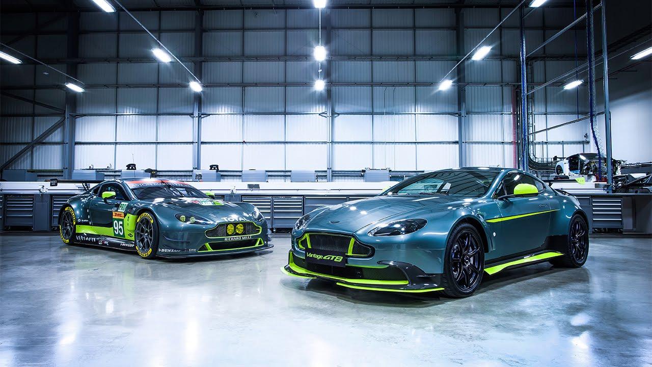 Vantage Gt8 Aston Martin Youtube