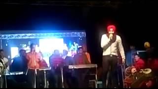Ranjit Bawa singing Babbu Maan's punjabi song