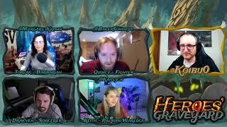 Season 2, Episode 4 - Heroes' Graveyard