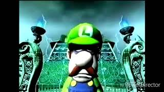 Luigi's Mansion Beta Game Over but Every Note Is The Roblox OOF Sound