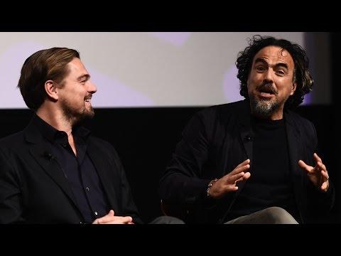 Leonardo DiCaprio on The Revenant at Q&A with Alejandro Gonzalez Iñárritu