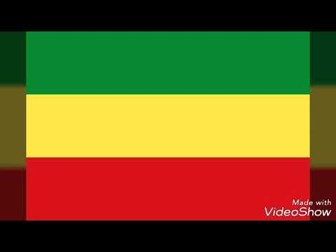 Simple History of Ethiopia flags and emblems