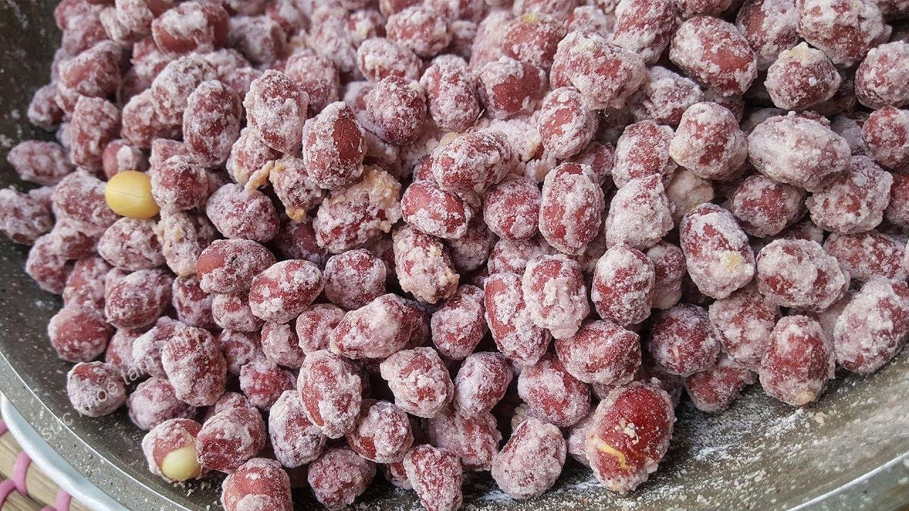 Cách làm đậu phộng rang đường cực ngon chỉ trong 15 phút cho ngày Tết cổ truyền