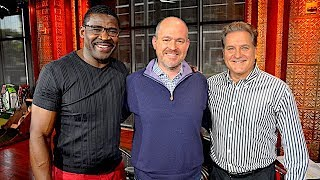 Michael Irvin & Steve Mariucci Talk NFL Draft, Free Agents & More w/Rich Eisen   Full Interview