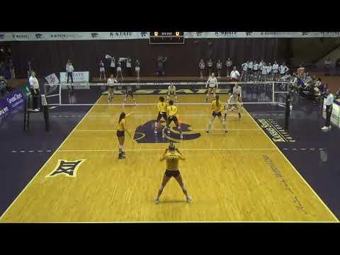 West Virginia University Vs. Kansas State. Yellow Jersey #6